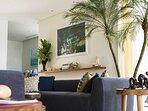 Noku Beach House - Living room details