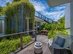 Noku Beach House - Hidden resting nook