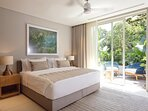Noku Beach House - Jasmine bedroom design
