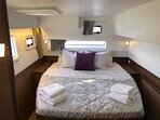 Lagoon 42fts - room New Catamaran 2019