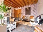 Apartamento poético en el casco antiguo de Toledo