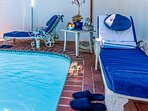 Relaxing time - Pool Area