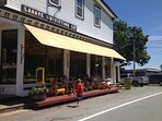 The renowned LaHave Bakery has the best baked goods around (18 minutes away).