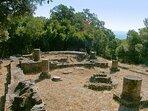 Chapelle ruinée d'A CURSA (10 km)