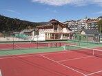 TENNIS CLUBS (Prunelli, Ghisunaccia, Aleria, Vadinella)