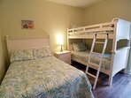 BR#4 - Full bed and bunk beds
