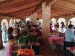 Mercado de Jesús Pobre ecológico y gastronómico