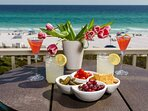 Amazing Panoramic Views -  Enjoy endless panoramic views while dining alfresco on the private balcony off the living...