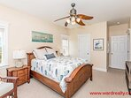 1st Floor Oceanfront Master Bedroom with Queen Bed  II