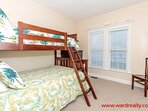 1st Floor Middle Bedroom Twin Over Double Bunk II