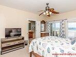 1st Floor Oceanfront Master Bedroom with Queen Bed III