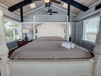 Top-Level King Master Bedroom