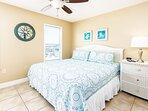 Guest Bedroom 3rd Floor - Sanddollar Townhomes Unit 11 Miramar Beach Destin Florida Vacation Rentals