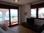 ®Ada Apartamentos Turísticos Peñíscola primera línea de playa alquiler
