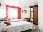 Dormitorio 3, con 2 camas de 90cm