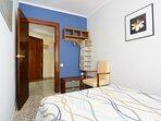 Dormitorio 2, con cama de 135cm