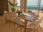 Villa ChillAndSwell - Cuisine Vue Panoramique sur Océan et Foret