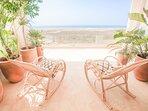 Villa ChillAndSwell - Chambre Oasis Vue Panoramique sur Océan et Foret