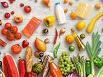 We prestock fresh fruit & veg