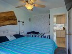 Queen and Twin Trundle Bedroom