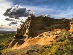 Formaciones geológicas. Vistas
