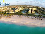 Oceania Resort - beach view