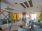 The lobby and reception area where we meet and greet our valued guests from all around the world.