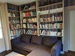 Bibliothèque pour petits et grands